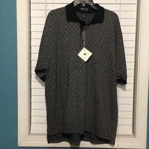 Jonathan Corey Men's Polo Shirt Size XL